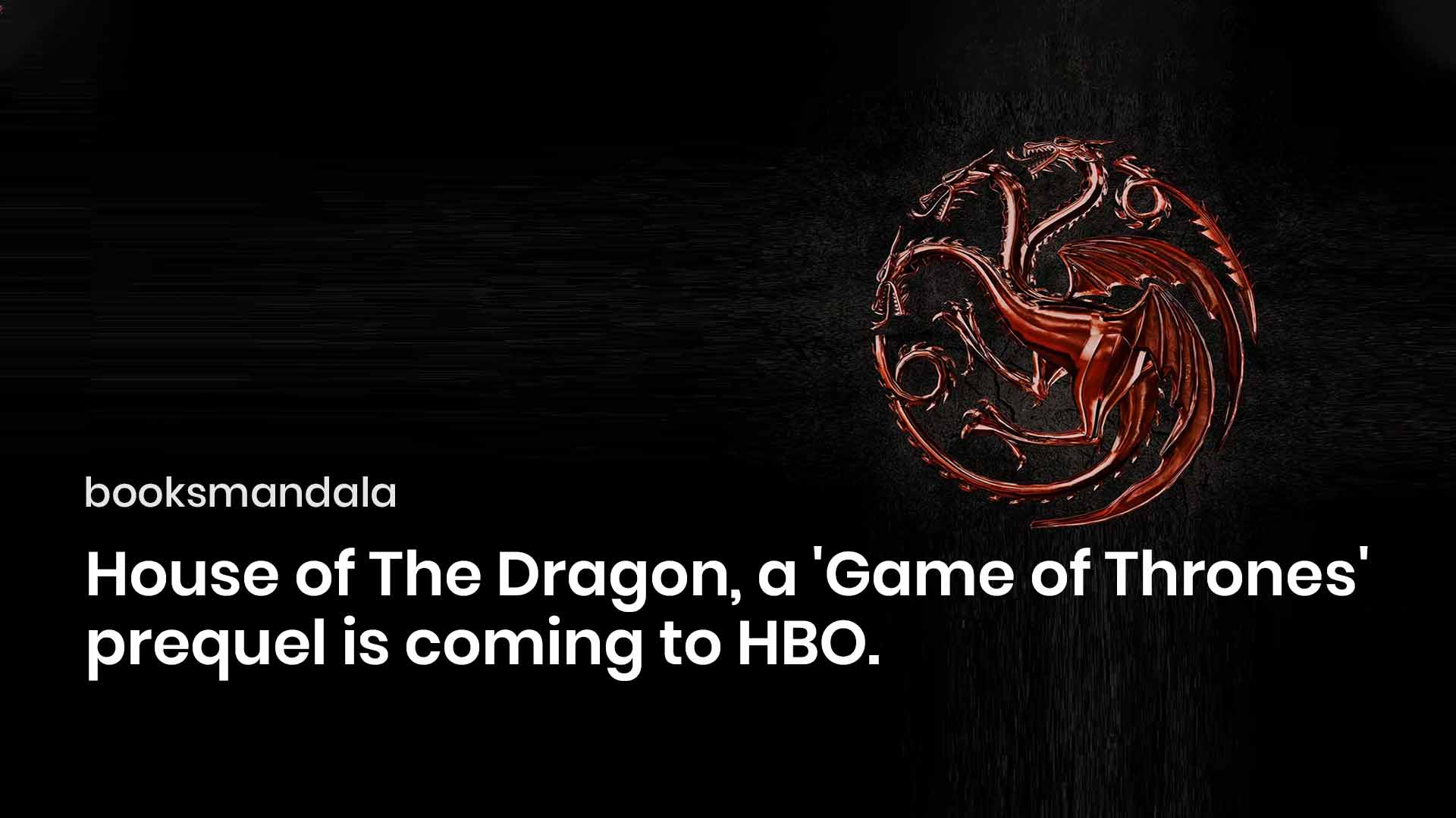 Fire and Blood prequel is becoming a series!